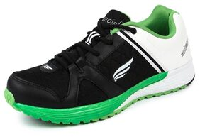 Mmojah Men Black Running Shoes - 30610-a