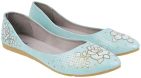 Mochi Women Blue Bellie