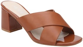 Mode by Red Tape Women Tan Sandals