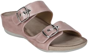 Mode by Red Tape Women Pink Wedges