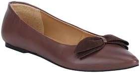 Mode by Red Tape Women Brown Bellie