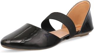 MONAQI Women Black Sandals