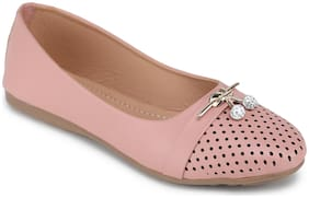Moonwalk Women Pink Bellies