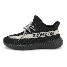 54c76b5e685 MR.SHOES 1838-1-YZY BOOST 350 V2 BLACK RICE WHITE