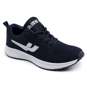 893d406a1ca Mr.SHOES PT09-NAVY WHITE ZOOM RUNNING MEN S SHOE