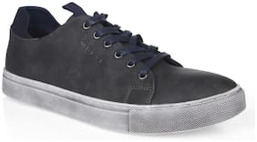 Mufti Men Grey Casual Shoes
