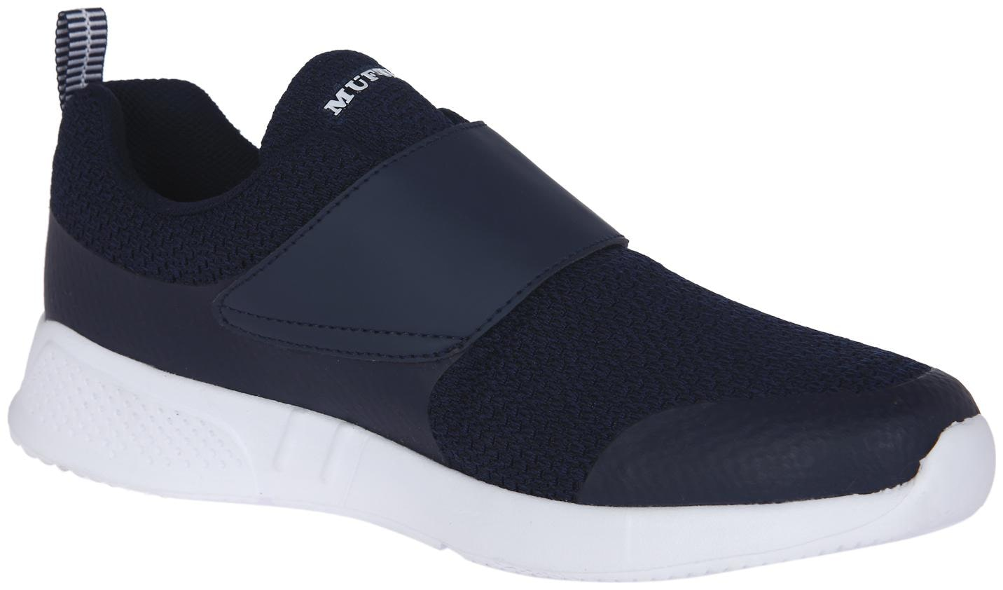 Buy Mufti Navy Strap On Casual Shoes