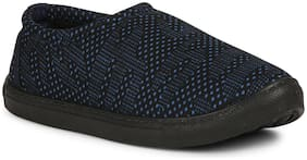 Namchee Women Blue Slip-On Shoes
