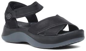 Naturalizer Women Black Sandals