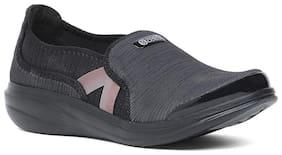Naturalizer Women Black Slip-On Shoes