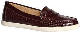 Naturalizer Women Maroon Casual Shoes
