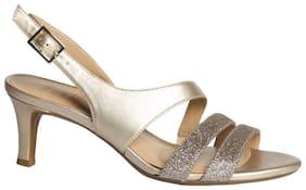 NATURALIZER Women's GOLD Heels