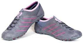 Nature Step Women Running Shoes ( Grey )