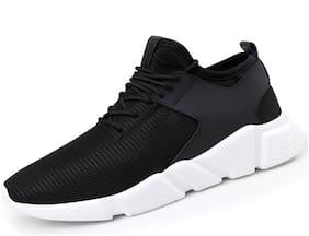 NAXXIC Men Black Training/Gym Shoes ( Black )