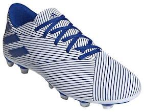 Adidas Men NEMEZIZ 19.4 FxG Football Shoes ( Blue )
