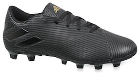 Adidas Men NEMEZIZ 19.4 FxG Football Shoes ( Black )