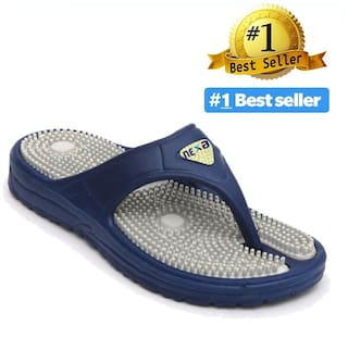 4feb6c3eb43c Buy Nexa Men Grey Slider Online at Low Prices in India - Paytmmall.com