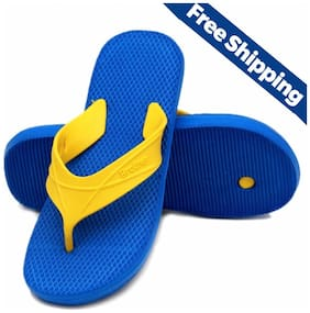Nexa Men Blue Flip-Flops