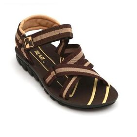 Nexa Brown Sandals