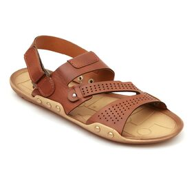 Nexa Men's Tan Sandals