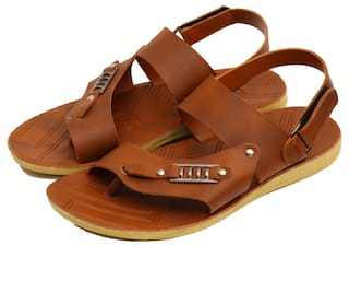 931d9177e42f Buy Nexa Designer Tan Floater Sandals Online at Low Prices in India ...