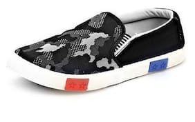 Nexa Men Black Casual Shoes