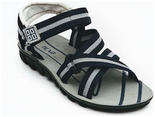 Nexa Men Grey Sandals