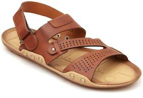 Nexa Men's Tan Sandals