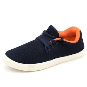 Nexa Men Navy Blue Casual Shoes