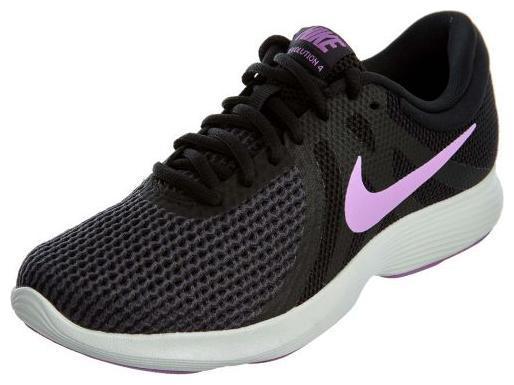 Nike Women Revolution 4 Running Shoes   Black