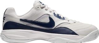 Men White Shoes Nike 845021 Running - 044