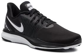 Nike Women W In-Season Running Shoes ( Black )