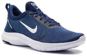 Nike Men Walking Shoes ( Navy Blue )