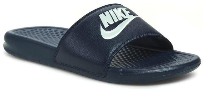 Buy Nike Leather Outdoor Slippers For