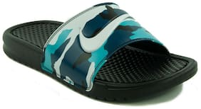 Nike Leather Slipper For Men