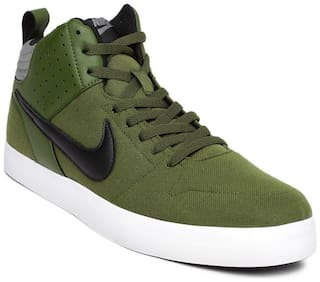 Nike Men Green Sneakers