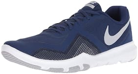 Nike Men Flex Control II Running Shoes ( Navy Blue )