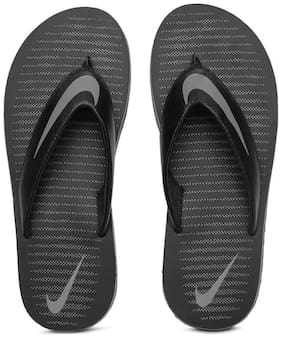 Nike Men Black Outdoor Slippers