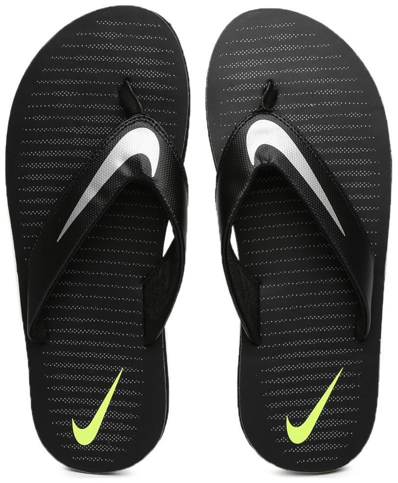 Buy Nike Men Black Flip-Flops - 1 Pair