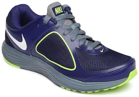 Nike Men's Emerge 3 Blue Running Shoes