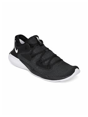 Nike Men FLEX 2019 RN Running Shoes ( Black )