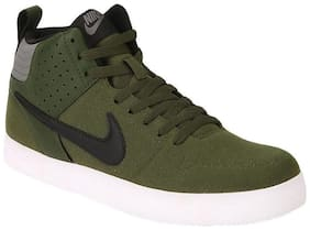 Nike Men's Liteforce III Mid Olive Casual Shoes