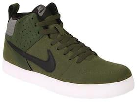 Nike Men Green Sneakers - 669594 303