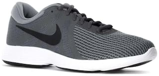 Nike Men Revolution 4 Running Shoes ( Grey )