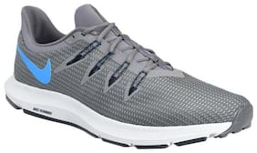 Nike Men Grey Running Shoes - Aa7403-005