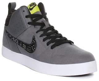 Nike Men Liteforce III MID Grey Sneakers