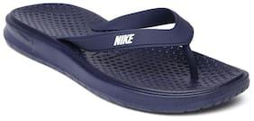 Nike Men Navy blue Flipflop
