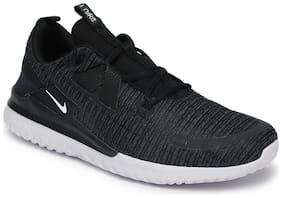 Nike Men RENEW ARENA Running Shoes ( Black )