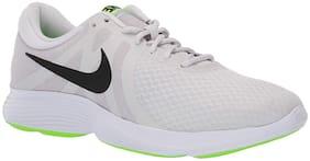 Revolution 4 Running Shoes For Men ( White )