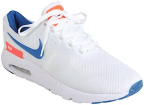 Nike Men Running Shoes ( White )